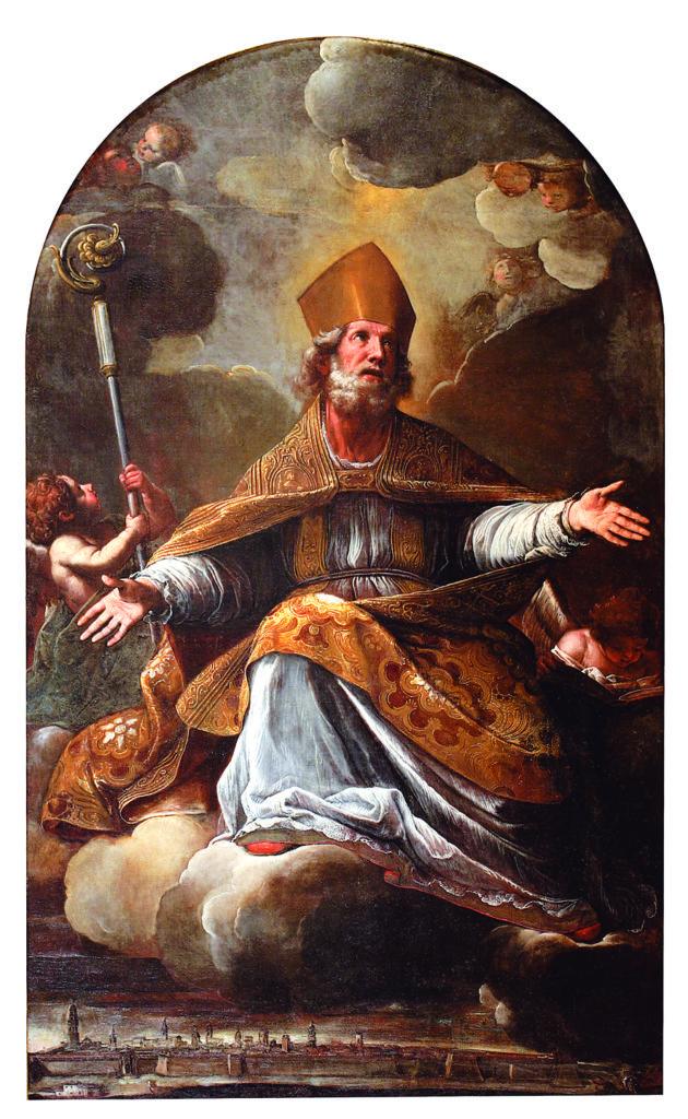 sveti Paternijan - škof